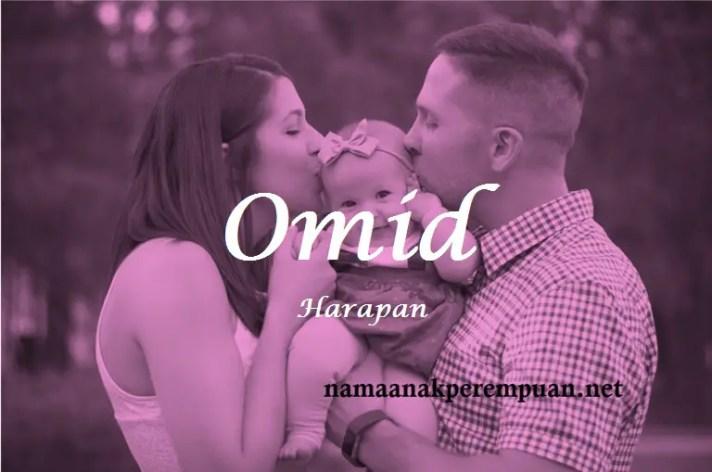 arti nama Omid