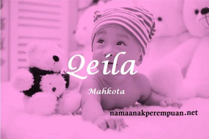 arti nama Qeila