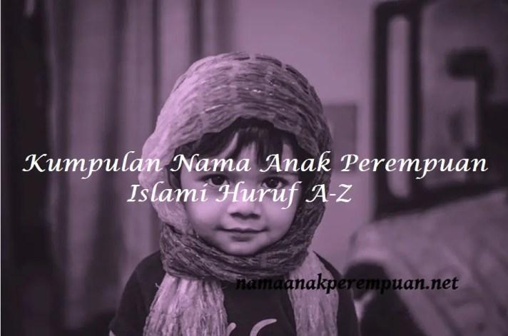 Kumpulan Nama Anak Perempuan Islami