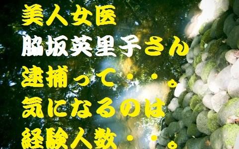 脇坂英里子1