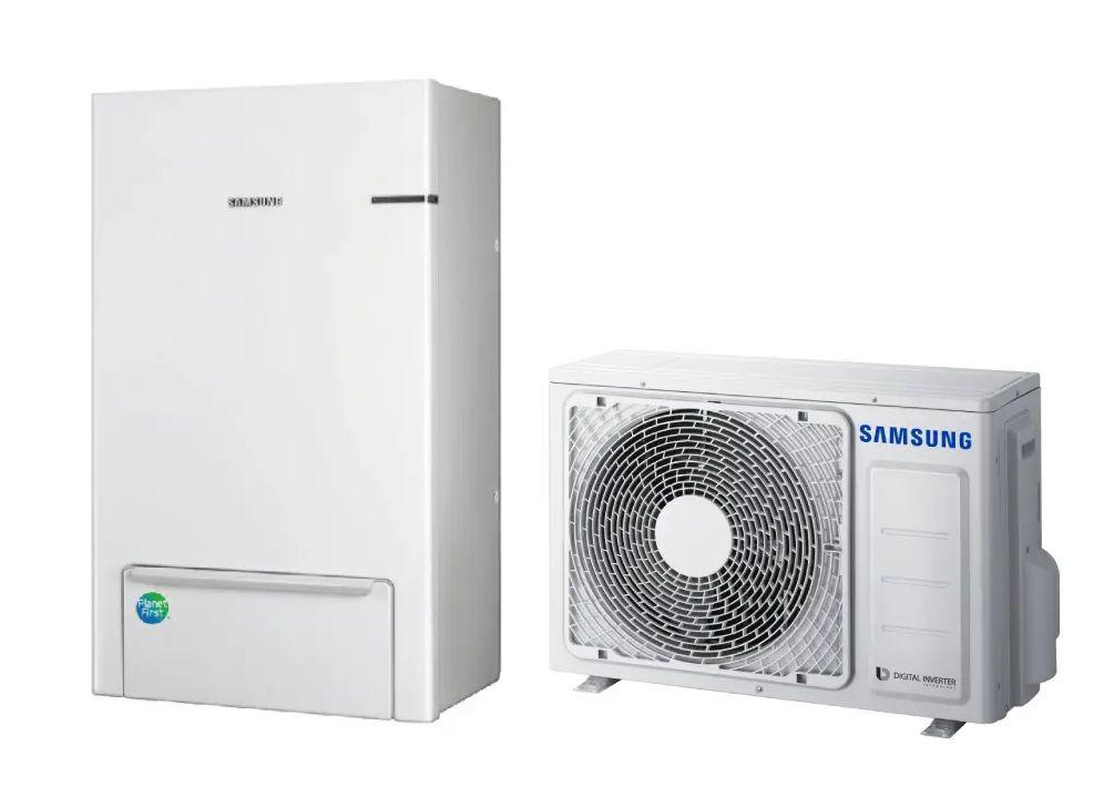 Kokiais atvejais dažniausiai įrengiama oras – vanduo šildymo sistema?