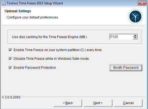 Toolwiz TIme Freeze Tutorial