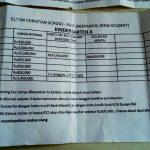 Biaya Pendaftaran TK A di Elyon Kertajaya Surabaya untuk tahun ajaran 2019-2020