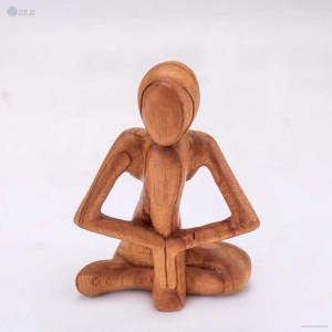 NA-deposition-wooden-handmade-abstract-sculpture-gift-art-home-decor-figurine-yoga-pose-collection