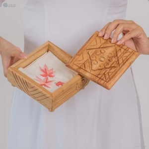 NA-hand-embroidered-silk-handkerchief-with-maple-leaf-pattern