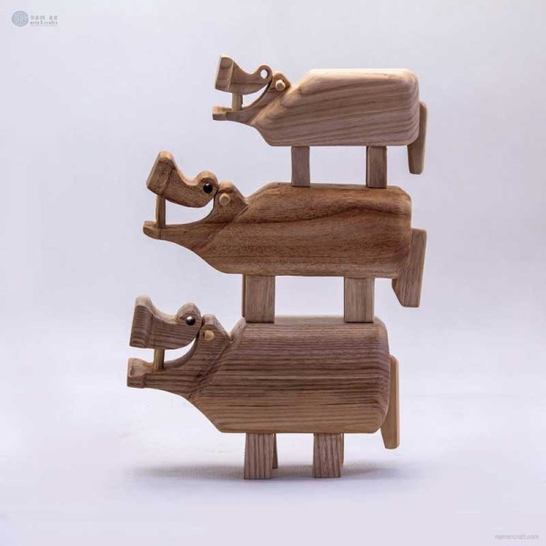 NA-hippo-brothers-wooden-hippo-figurine-crafts-and-gifts-home-decor-wooden-animal-figurines