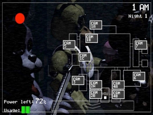 Five Nights at Freddys 1A