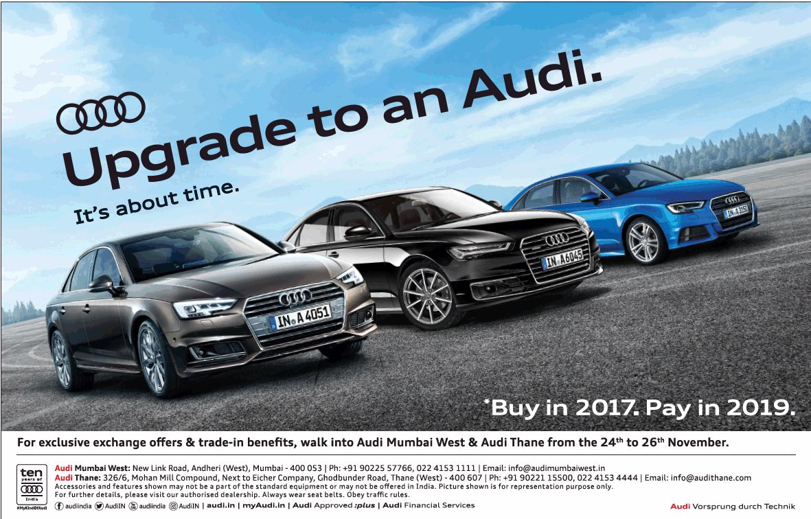 Buy Audi A A Or A And Pay In Namaste Car - Buy an audi