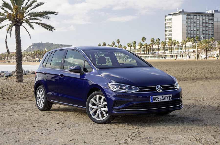 2018 Volkswagen Golf Sportsvan Namaste Car