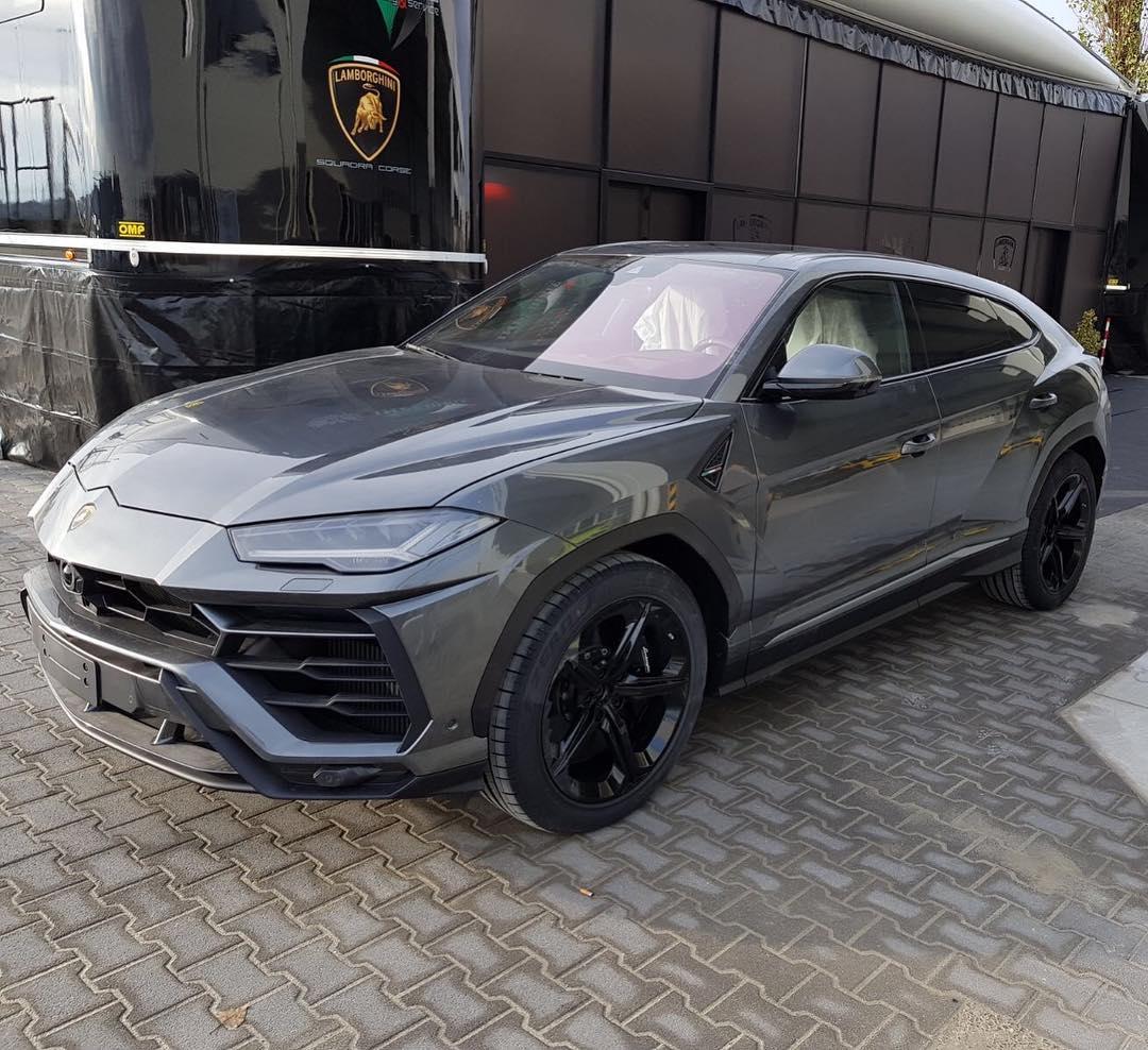 Lambo Urus: 2018 Lamborghini Urus