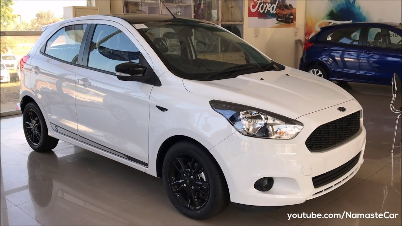 Ford Figo Titanium Tdci Sports Edition  Review Specs And Details In Hindi Namaste Car