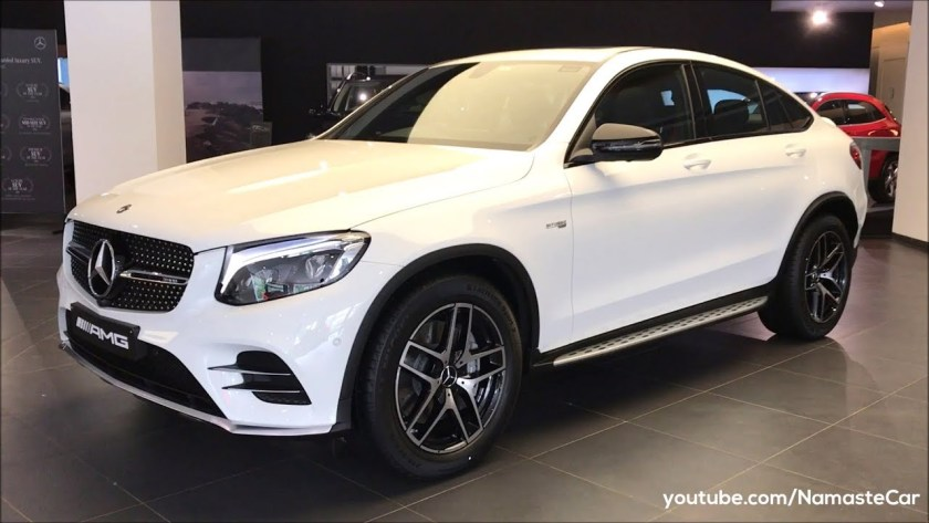 Mercedes-AMG GLC 43 4MATIC Coupé 2018: review, specs and ...