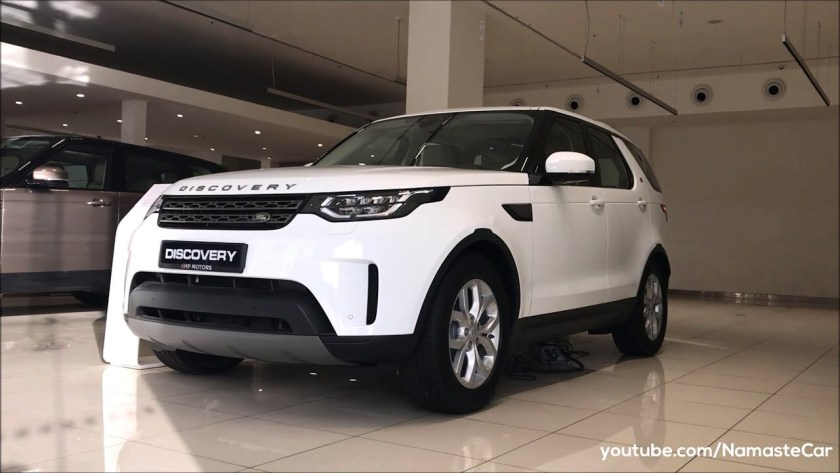 land rover discovery l462 2018: review, specs and details in hindi