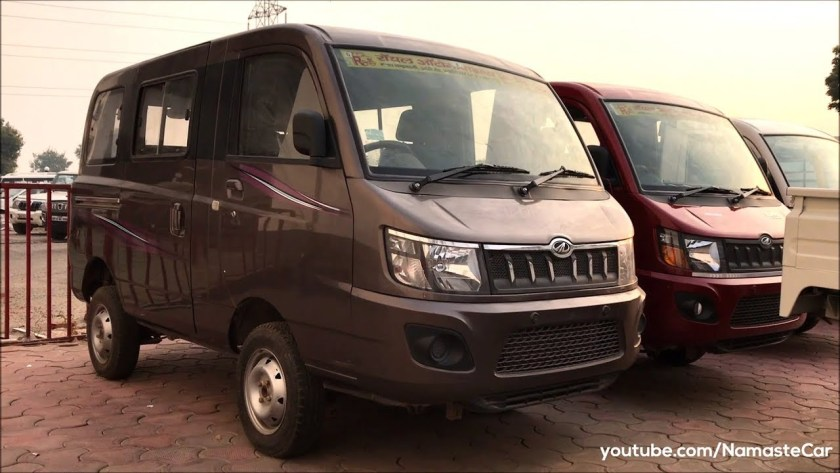 23d30d5ae9d231 Mahindra Supro ZX CNG 2018  review