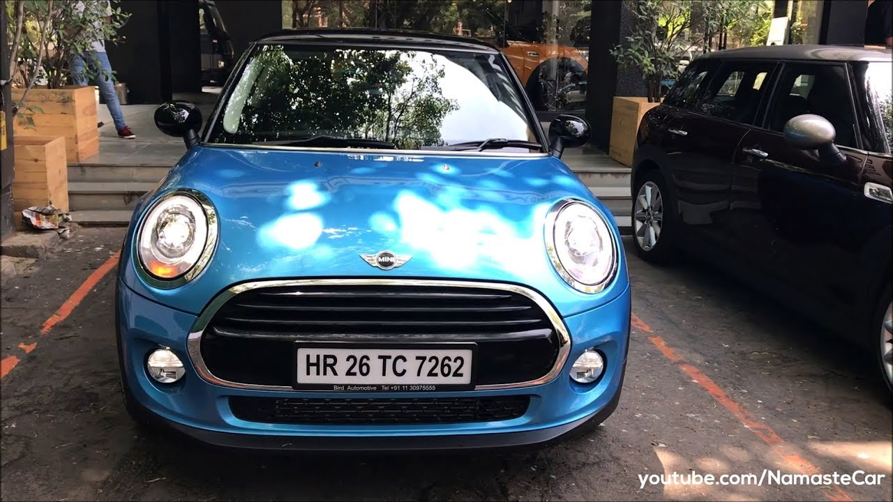 Mini Cooper D 3 Door Hatch 2018: Review, Specs And Details In Hindi