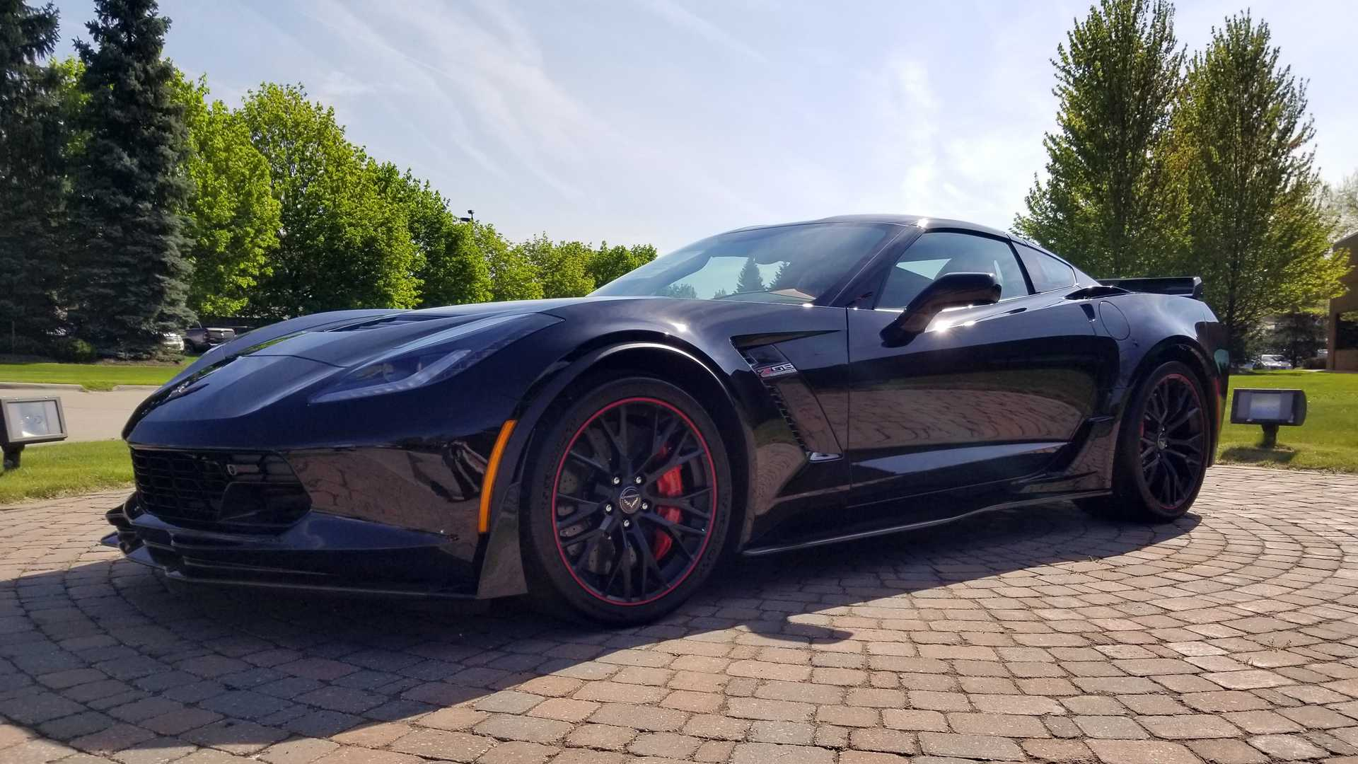 2019 Chevrolet Corvette Z06 C7 Last Built Namaste Car