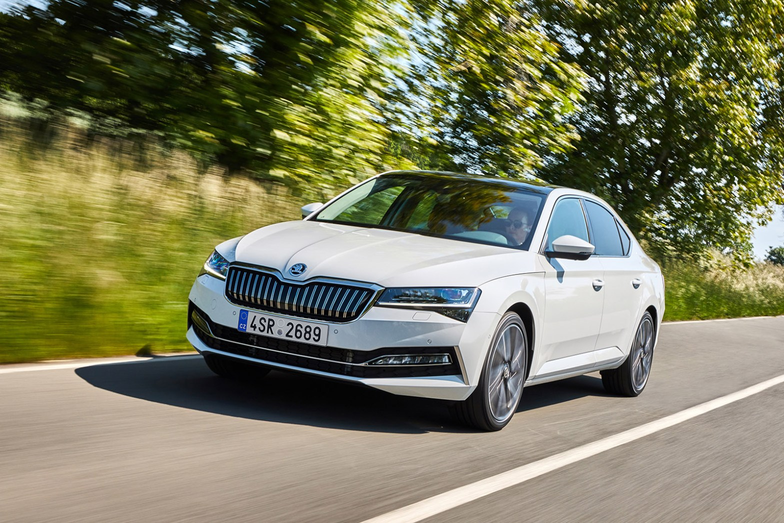 Skoda Superb Iv Namaste Car