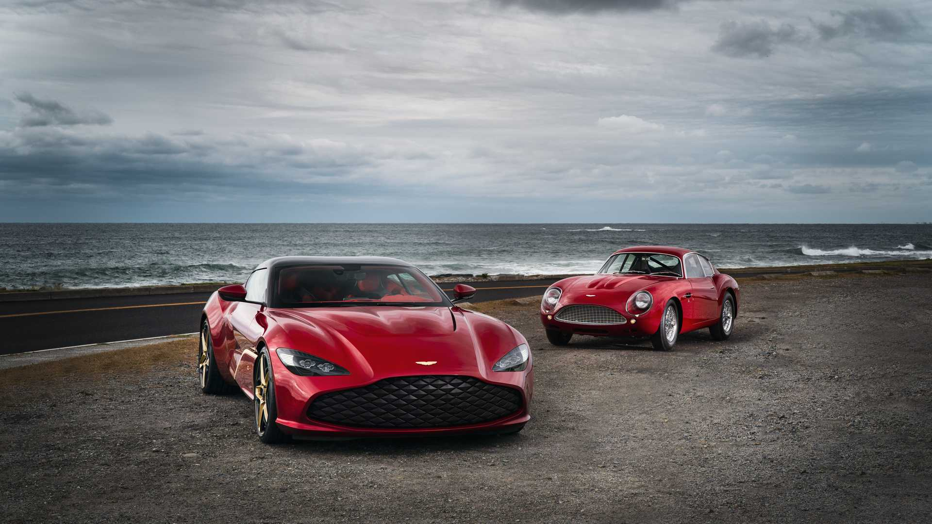 2020 Aston Martin Dbs Gt Zagato Namastecar