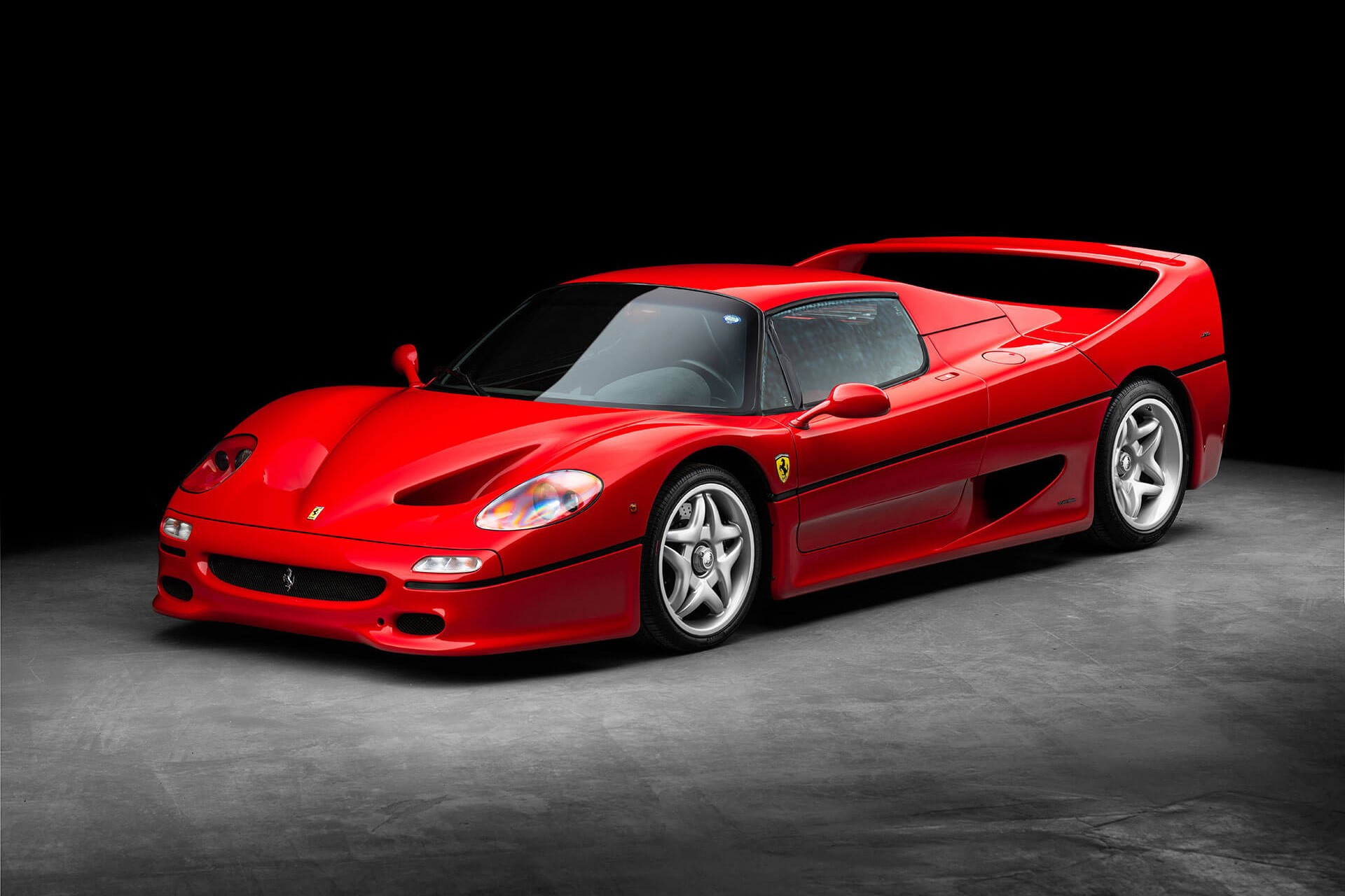 1996 Ferrari F50 Namastecar