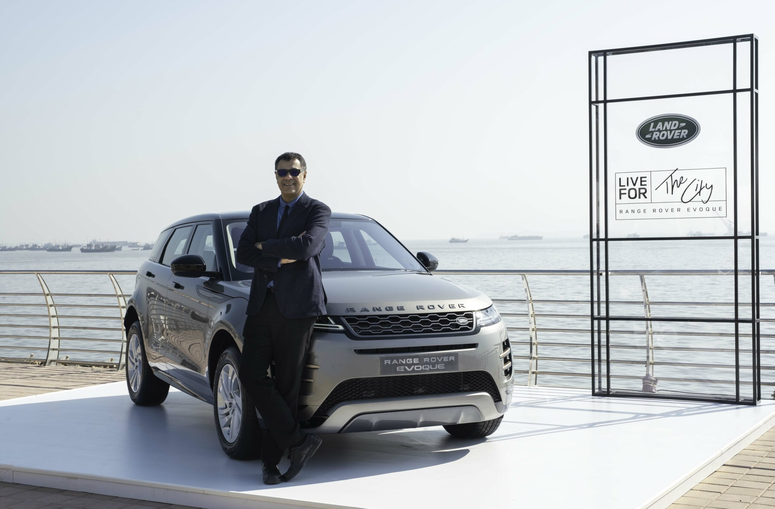 Rohit Suri, President & Managing Director, Jaguar Land Rover India Ltd