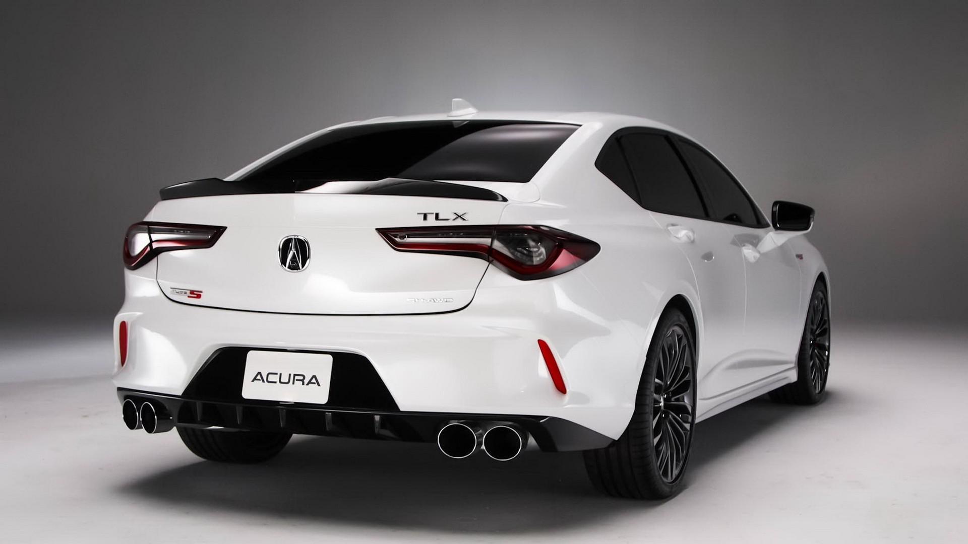 2021 acura tlx  namaste car