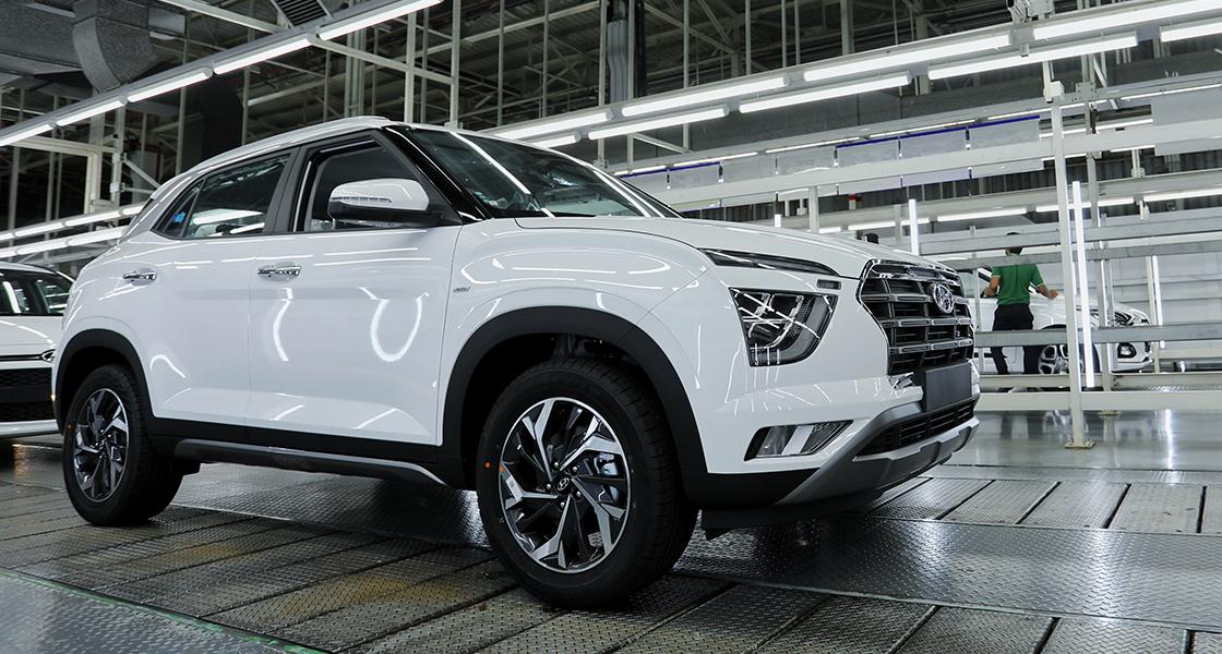 Coronavirus Pandemic Hyundai India Produced 200 Cars On First Day