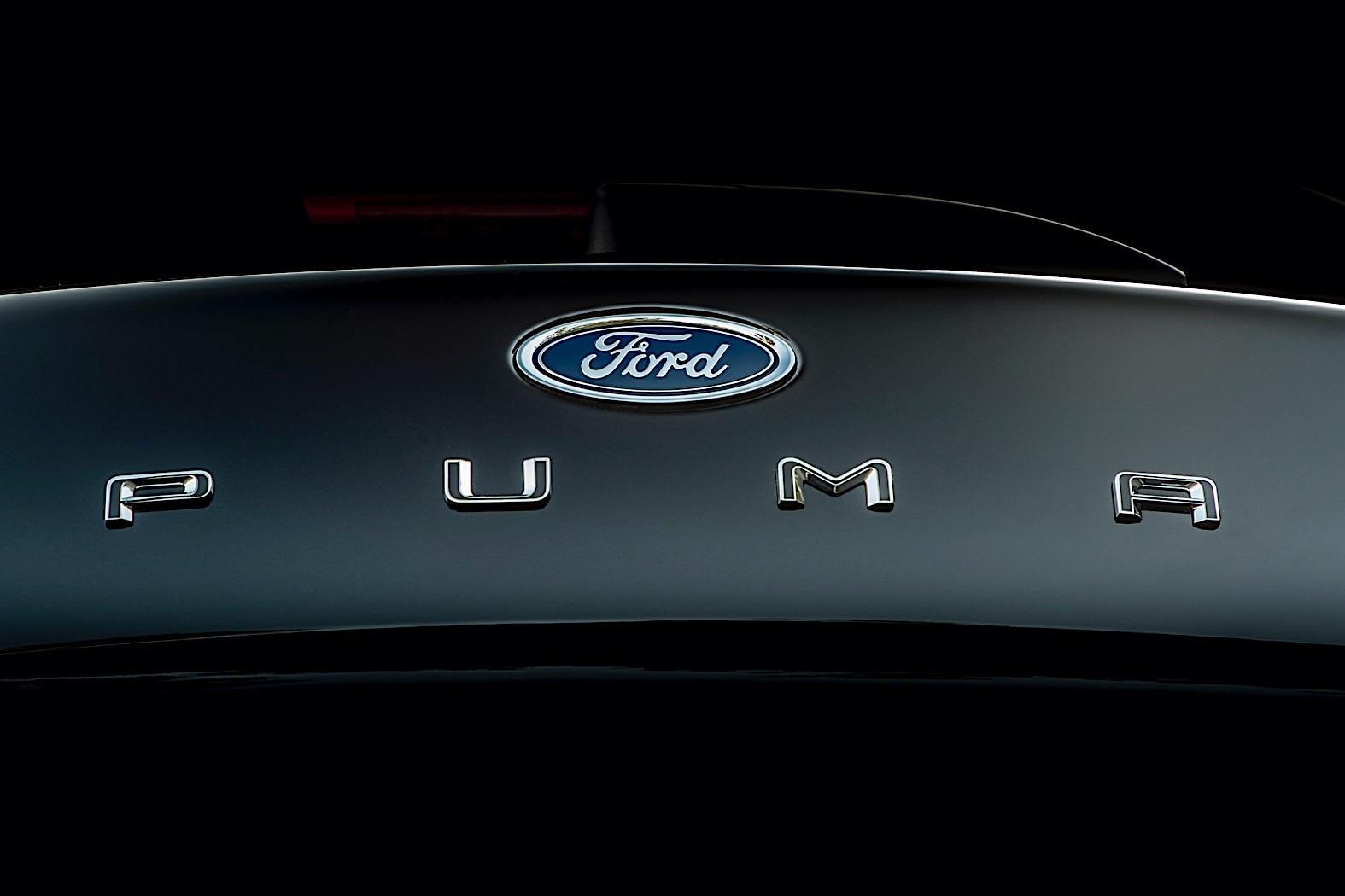 2020 Ford Puma Namaste Car