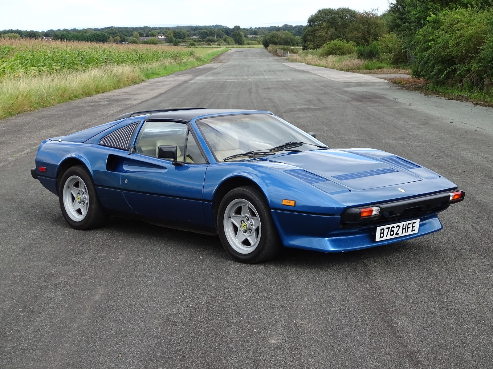 1984 Ferrari 308 Gts Qv Owned By Iggy Pop Up For Grabs Namastecar