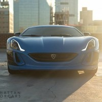 Here is the rare chance to buy Rimac Concept One 354 kph electric hypercar