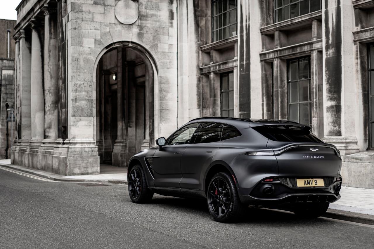 Aston Martin Dbx Is Best Designed Car Of The Year Namastecar