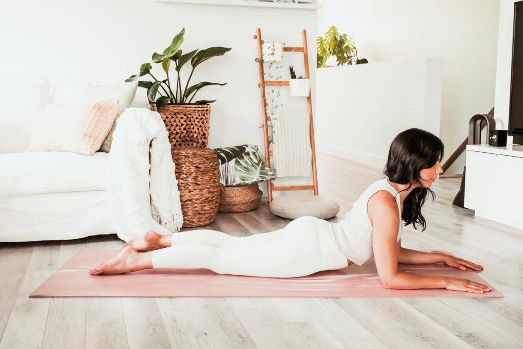 Routine de yoga   Tonifier les bras: adieu gras de bye bye!   Namasté & Coco Latté