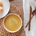 Recette | Potage de poires et de poireaux | Namasté & Coco Latté