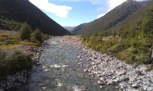 Landscape at Arthur's Pass
