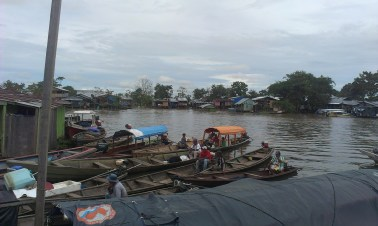 harbour of Leticia