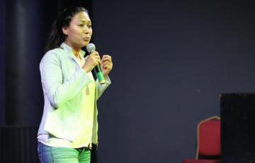 Sumana Shrestha, Girls In Technology Conference 2016