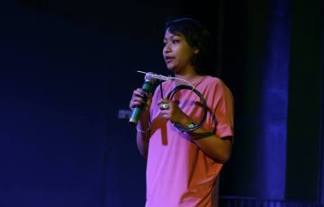 Irina Sthapit – Talking to Satellites, Girls In Technology Conference 2016