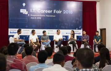 IT Career Fair – Panel Discussion 2: Bridging the Gaps