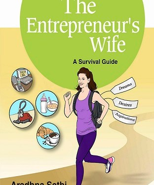 The entrepreneur's wife by Aradhna Sethi
