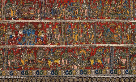 Kalamkari – Desi Art in Switzerland