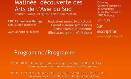 Kalinga – A South Asian cultural event