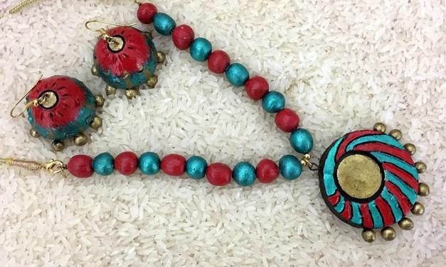 The Art of Terracotta Jewellery