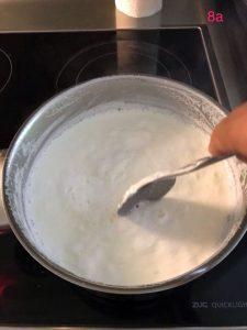 Making paneer - Step 8a