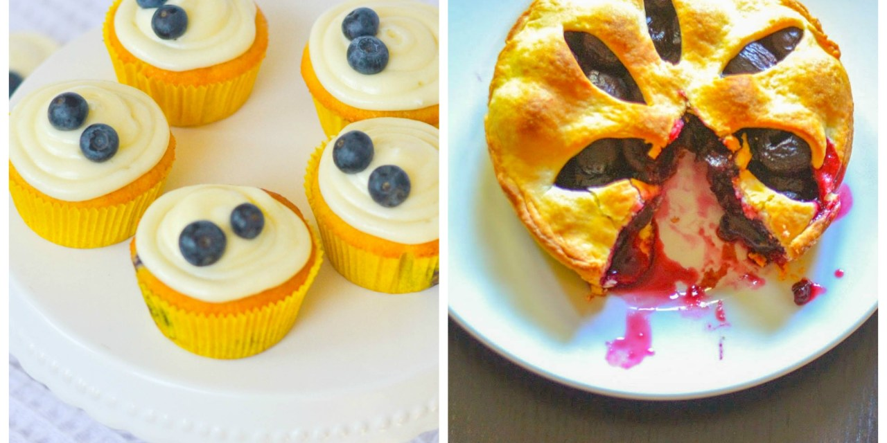 Baking with Summer's Bounty