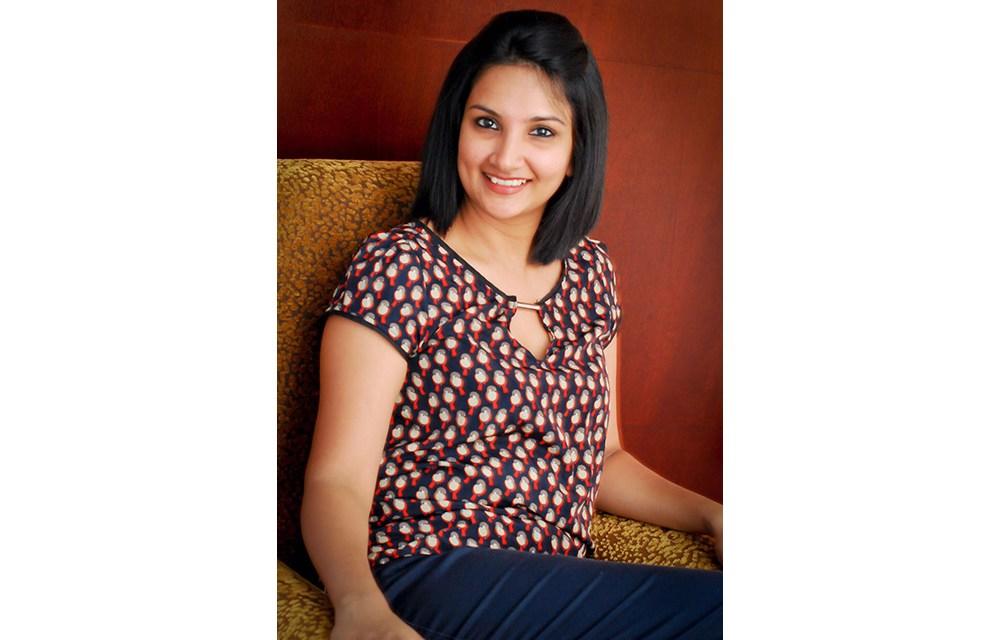 My story – Rasika Krishnamoorthy