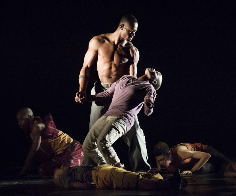 Photo of Alvin Ailey Dance Theatre