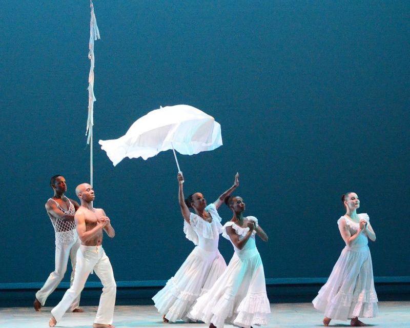 Alvin Ailey Dance Theater – An evening of modern dance