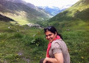Photo of Lakshmi Natarajan