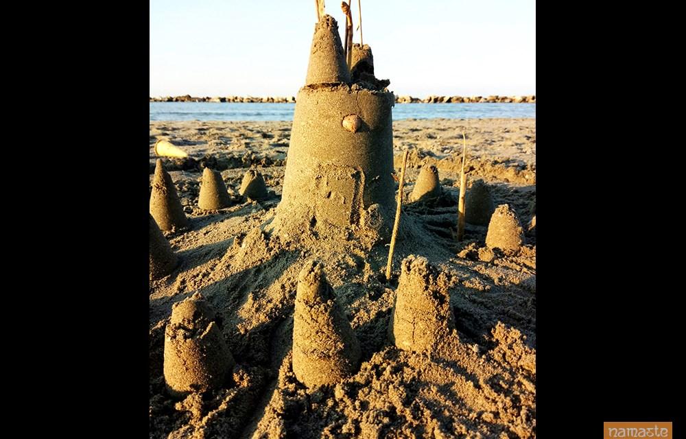 Summer holiday at Rimini
