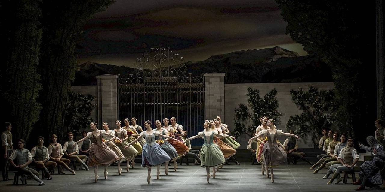 Swan Lake at the Opernhaus Zurich – 1895 relived