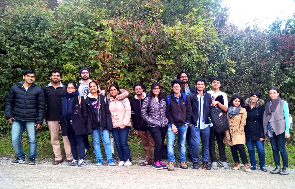 Indian Students' Mentorship programme at the ETH